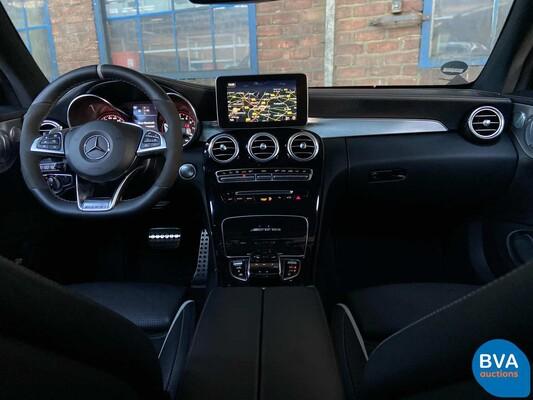 Mercedes-Benz C63 S AMG Edition 1 Coupé 510pk C-Klasse 2017, RL-462-F