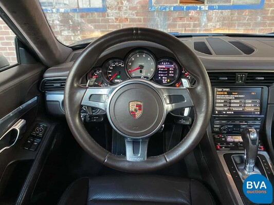 Porsche 911 3.8 Carrera S 400pk 2012 991, GJ-872-D