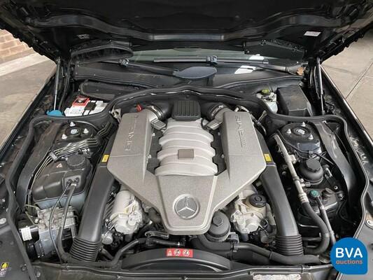 Mercedes-Benz SL63 AMG Roadster 525pk SL-Klasse 2008 Facelift, 7-KFT-16