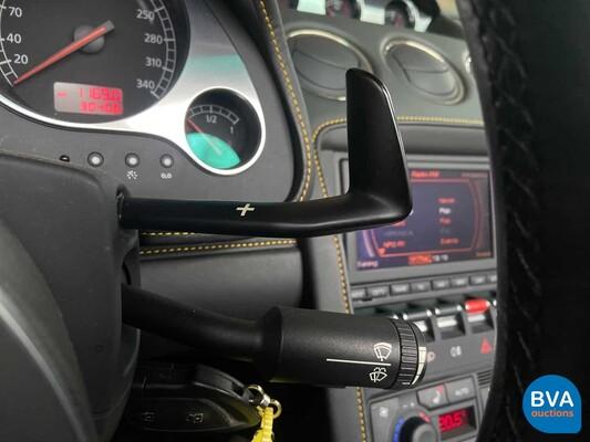Lamborghini Gallardo Spyder 5.0 V10 519pk 2008 LIFT-System, NZ-552-P