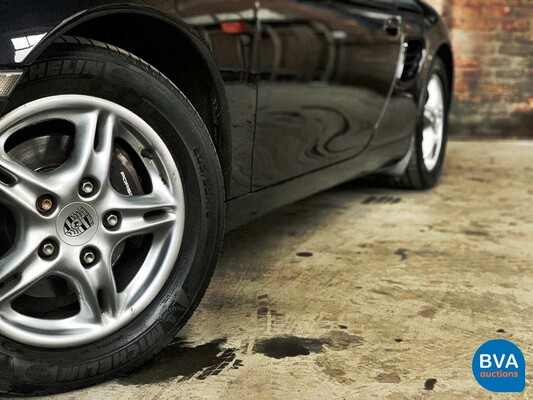 Porsche Boxster 986 2.7 facelift 228pk 2004 -YOUNGTIMER-