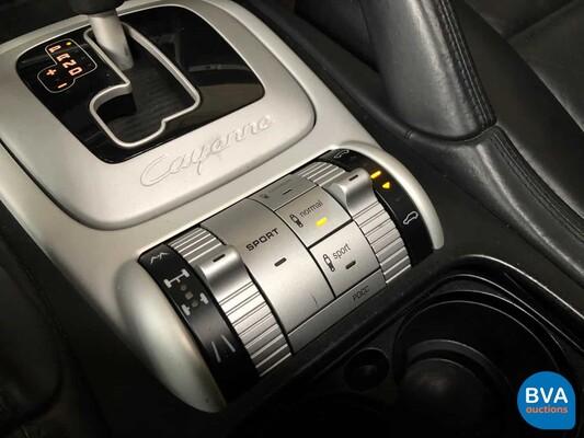 Porsche Cayenne turbo 4.8 V8 500pk 2007