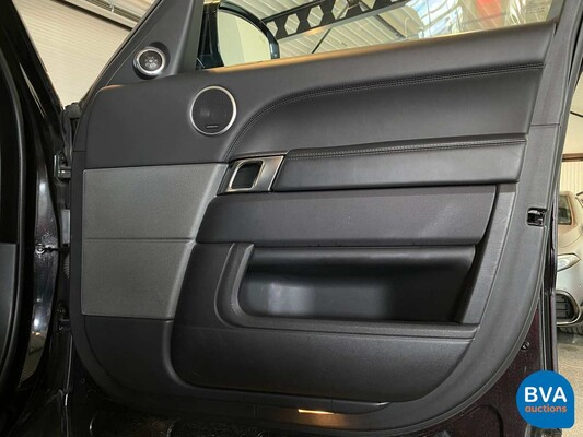 Land Rover Range Rover Sport SVR 5.0 V8 Supercharged 550pk -Origineel NL- 2016, NV-129-R