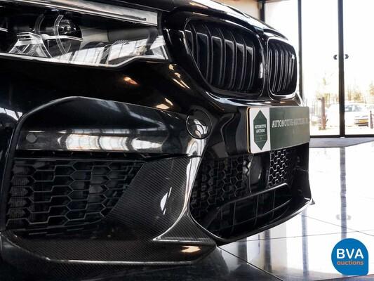 BMW M5 Akrapovic 5-serie 600pk Keramisch -Origineel NL- 2018, TR-123-T