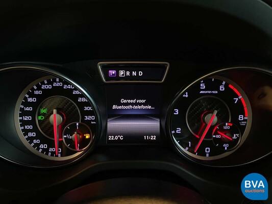 Mercedes-Benz GLA45 AMG 4Matic 381pk Aero-Pack MY-2016 FACELIFT, J-441-DF