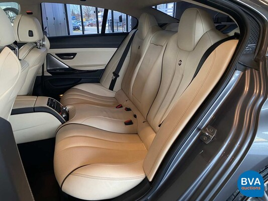 BMW ALPINA B6 Bi-turbo Gran Coupe 2014 540PK/730Nm F06 NL-kenteken