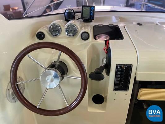 Prins 620 console boot 175pk Mercury Verado 2006, 43-74-YL