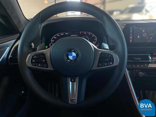 BMW M850i Gran Coupé xDrive 530pk 2021 8-serie -NIEUW-, K-251-JH
