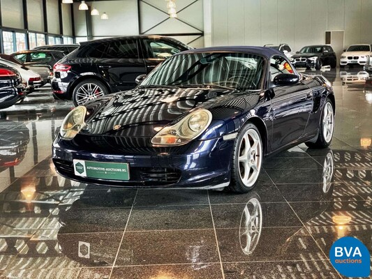 Porsche Boxster 2.7 228pk 2003 -Org. NL-, 39-LS-DJ