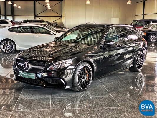 Mercedes-Benz C63S AMG Estate 510pk C-klasse 2016, J-118-RV