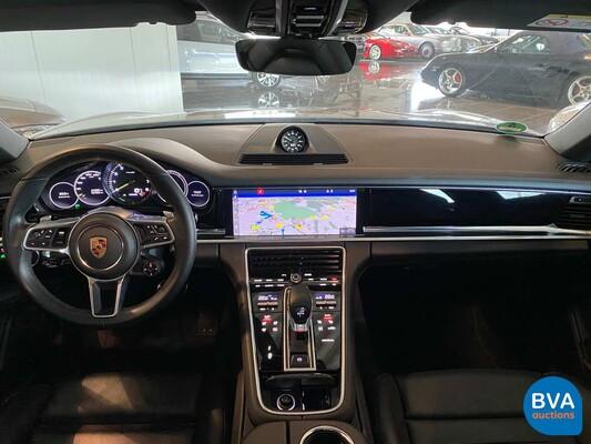 Porsche Panamera 4 E-Hybrid Sport Turismo 462pk SportChrono 2018 NW-Model