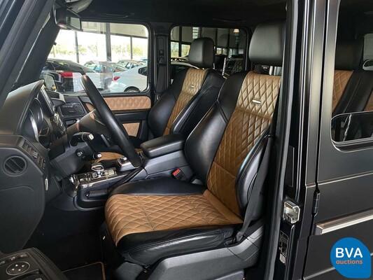 Mercedes-Benz G63 AMG Designo G-Klasse 544pk 2015 4X4 V8 Bi-Turbo
