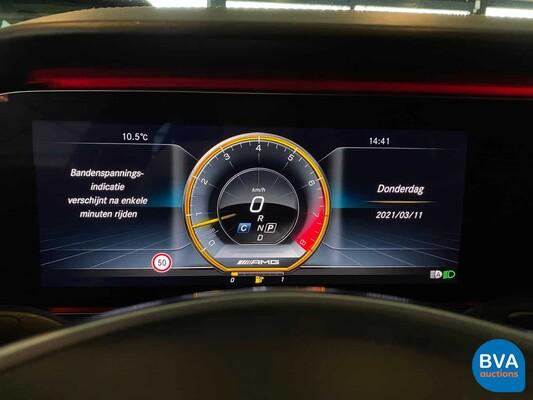 Mercedes-Benz E63 S AMG 4Matic 612pk E-Klasse 2017, XD-059-H