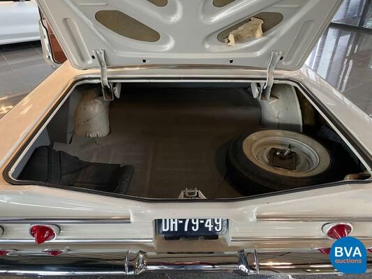 Chevrolet Bel Air V8 250pk 1960, DH-79-49
