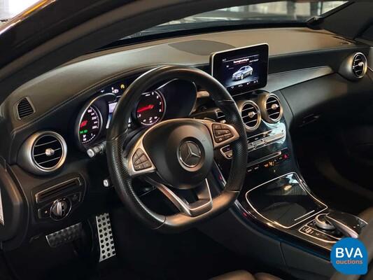 Mercedes-Benz C200 AMG 184pk C-Klasse 2015 -Org. NL-, GX-100-L