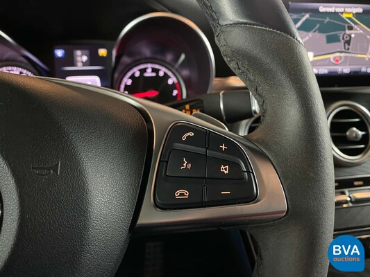 Mercedes-Benz C200 Coupé AMG NIGHT-EDITION Premium Plus C-Klasse 184pk 2018, XF-600-K