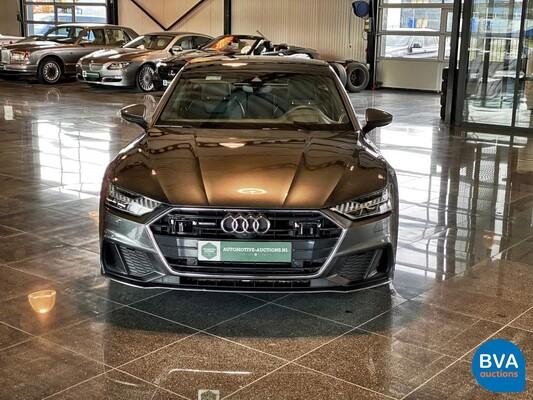 Audi A7 Sportback 45 TFSI quattro S-line 2020-MY -Orig. NL-, ZD-776-F