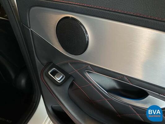 Mercedes-Benz C63 AMG C-klasse 476pk 2016, PV-610-H