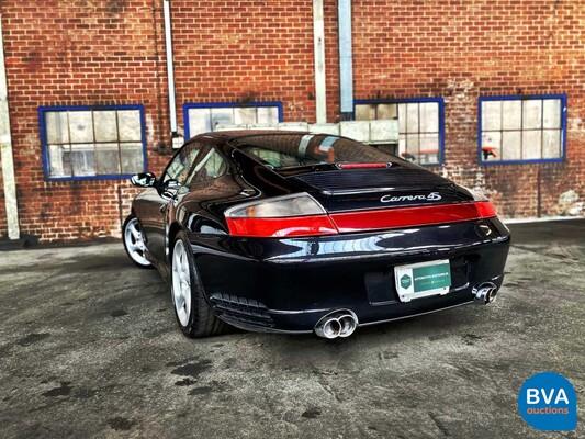 Porsche 911 996 4S 3.6 320pk 2002 -YOUNGTIMER-