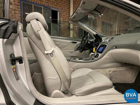 Mercedes-Benz SL55 AMG Kompressor 507pk SL-Klasse 2003, K-852-VL