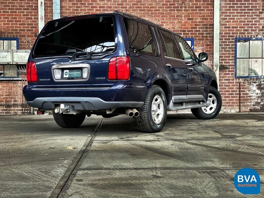 Ford Lincoln Navigator 272pk  7-Persoons 1998, TV-VN-26