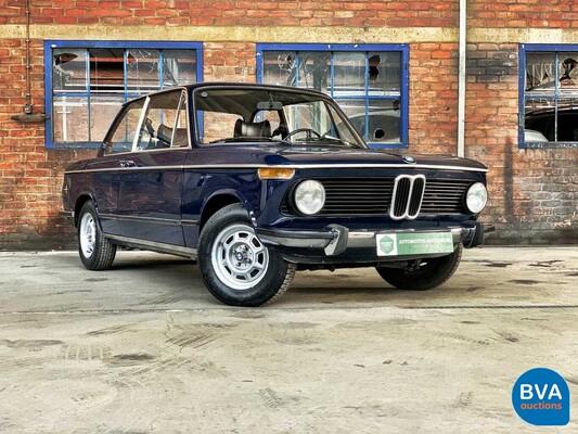 BMW 2002 -Origineel NL- 02-Serie 1974, 91-DN-50