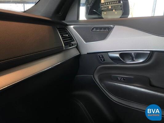 Volvo XC90 T8 Plug-In Hybride 7-Persoons AWD Inscription 407pk 2016 -Origineel NL-, JB-076-G