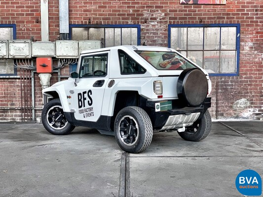 Hummer HX Brommobiel 2016, DJL-91-N