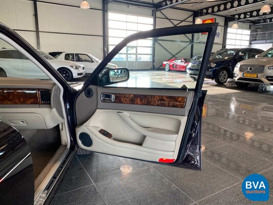 Jaguar Sovereign 4.0 1996 241pk, 79-RX-LR