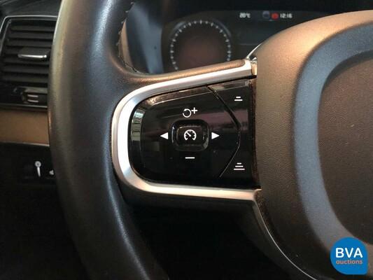 Volvo XC90 T8 Plug-In Hybride 7-Persoons Inscription AWD 407pk 2016, -Origineel NL- JX-757-L