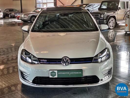 Volkswagen Golf 1.4 TSI GTE 204pk 2015, -Origineel NL-, HN-841-K