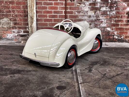 Austin J40 Trapauto Pedal Car 1962