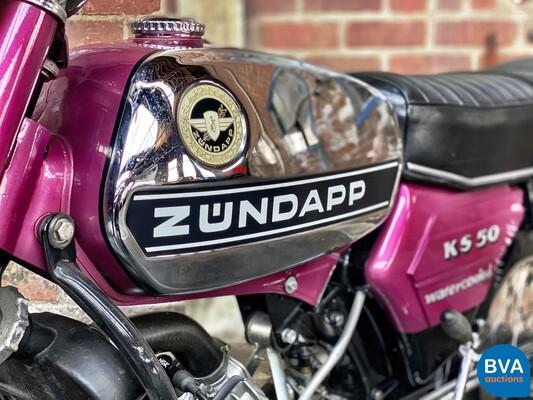 Zündapp KS50 517-35 -Watergekoeld- 1977, DT-960-S