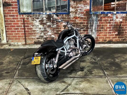 Harley Davidson Chopper VRSCA V-Rod 117pk 2003, MN-GN-37