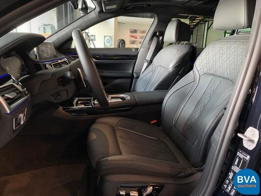 BMW 740Li xDrive High Executive M-sport 7-series LANG 333hp 2021 -WARRANTY-, L-303-RB.