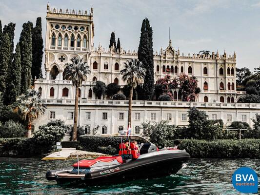 Albatro Racing 32 Open, 2x Inboard Speedboat & RIB Powerboat te Boxmeer