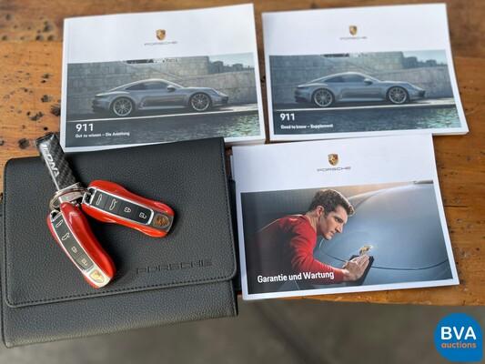 Porsche 911 992 Carrera S Cabriolet 3.0 450pk 2020-MY Sport Chrono NW-Model