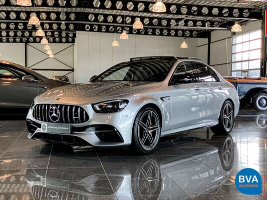 Mercedes-Benz E63s AMG 4MATIC+ E-klasse 612pk 2021 -GARANTIE-, N-811-BH