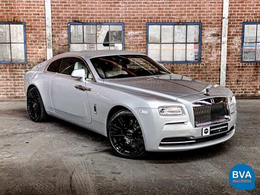 Rolls-Royce Wraith 6.6 V12 632pk MANSORY 2015 Coupe RR5, KP-852-L