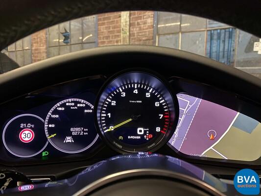 Porsche Panamera Sport Turismo 2.9 4 E-Hybrid 462pk 2018 Sport Chrono Plug-In Hybride, H-318-HT