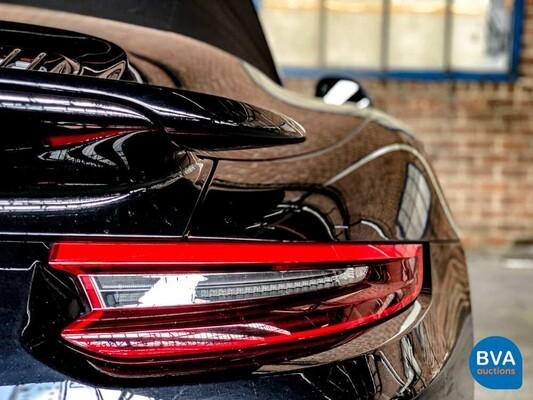 Porsche 911 Turbo S 3.8 Cabriolet 991.2 581pk 2017 FACELIFT, PR-026-J