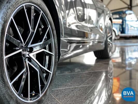 Audi Q8 50TDI Quattro 286pk S-Line 2020 GARANTIE