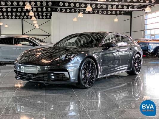 Porsche Panamera 4 Sport Turismo 2.9 E-Hybrid 462pk 2018 Plug-In Hybride -Org. NL-, SF-382-Z