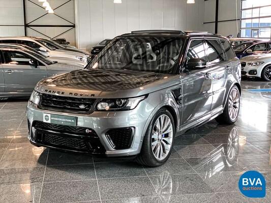 Land Rover Range Rover Sport SVR 5.0 V8 Supercharged 551 PK 2015 ORG-NL, 8-ZSR-41