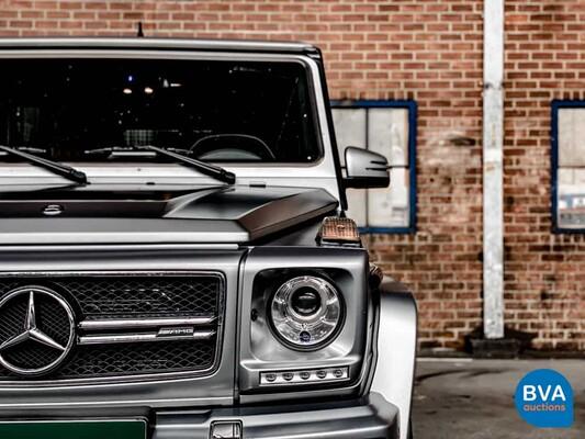 Mercedes-Benz G63 G-Klasse 463 Edition 571pk 2016