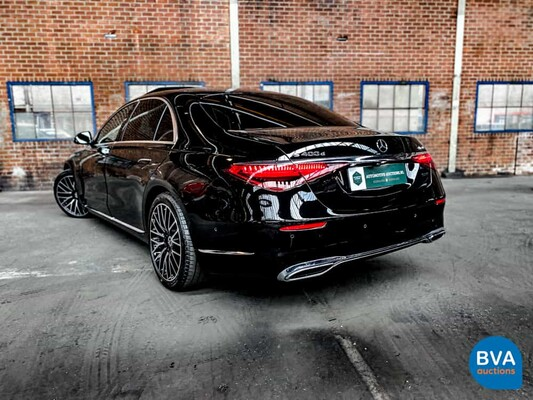 Mercedes-Benz S400d Lang 4Matic 340pk S-Klasse GARANTIE NW-Model 2020