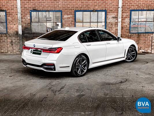 BMW 745e M-sport 7-serie 394pk 2021 -GARANTIE-
