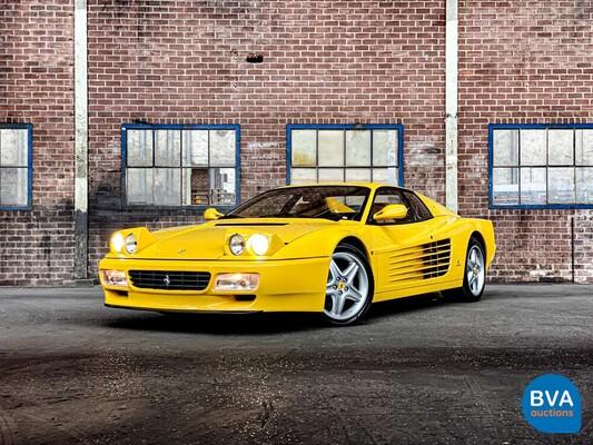 Supercar, Sportscar & Super Saloon collectie te Boxmeer (Ferrari, Porsche, DeLorean, Alpina, Shelby, etc.)