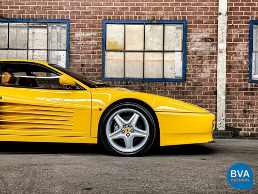 Ferrari Testarossa 512TR 4.9 389pk 1988, RH-NB-38