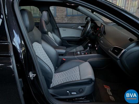 Audi RS6 Avant Quattro Performance Custom Exclusive MILTEK 560pk 4.0TFSI 2016 FACELIFT, ZN-111-B